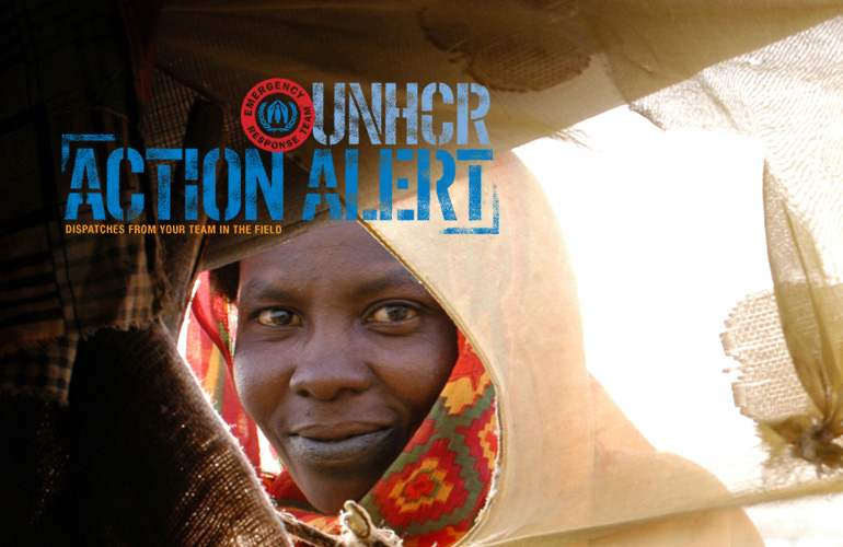 Action Alert UNHCR